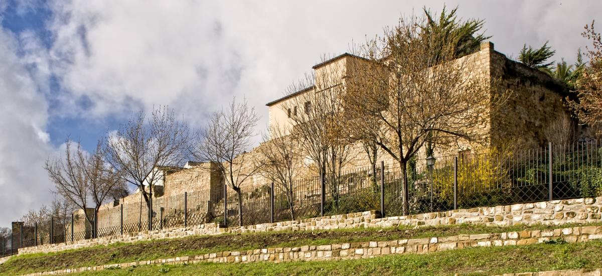 Rusticae Jaén Hotel con encanto Exterior