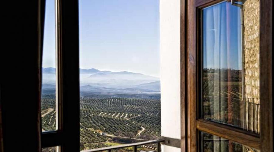 Rusticae Jaén Hotel con encanto Vistas