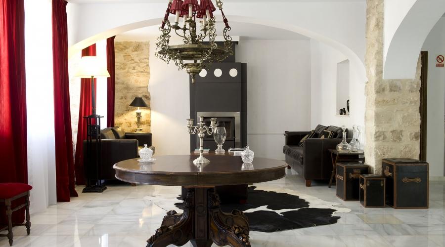 Rusticae Jaén Hotel con encanto Hall