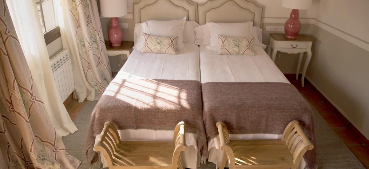 Hotel Las Tejuelas, Hotel Las Tejuelas Rusticae habitacion 2pax