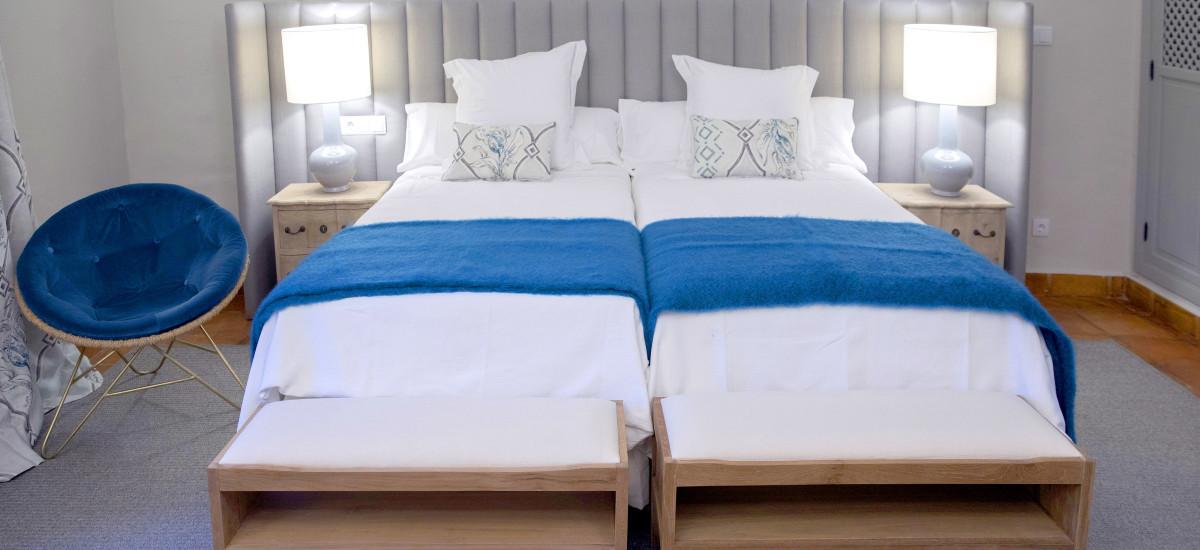 Hotel Las Tejuelas Rusticae camas