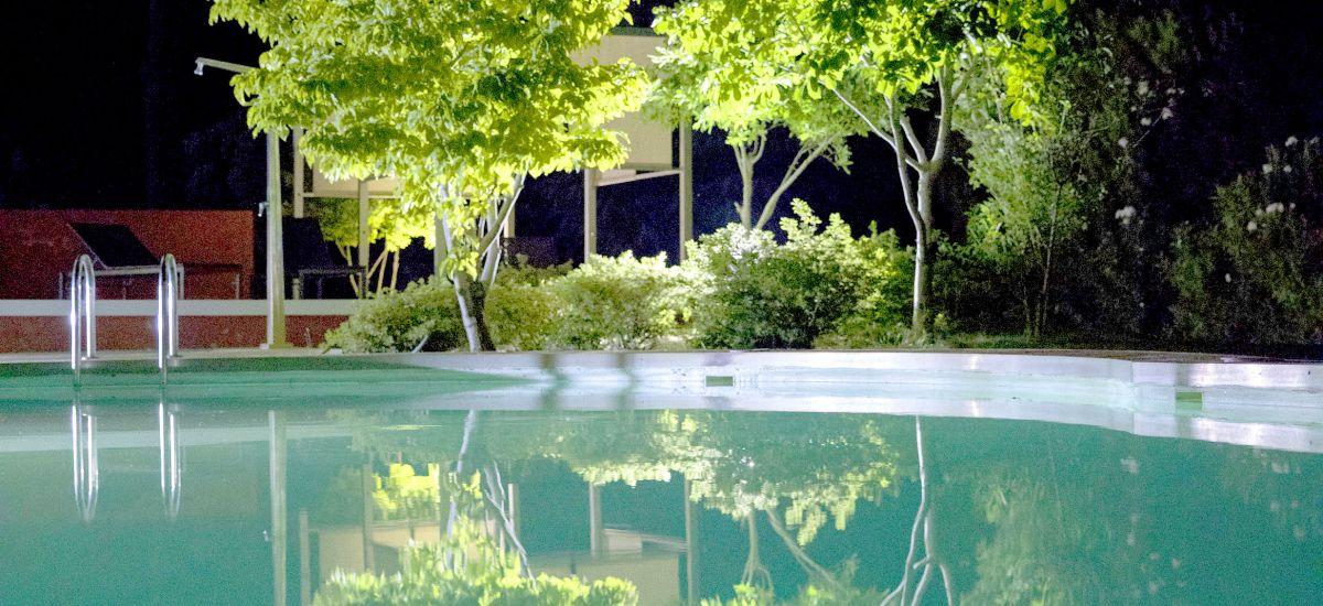 Hotel Las Tejuelas Rusticae piscina