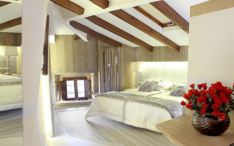 Hotel Las Treixas habitación