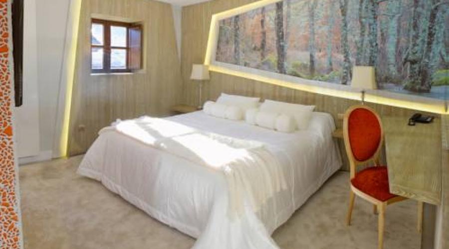 Hoteles Rusticae, Hoteles gastronómicos, Hoteles románticos