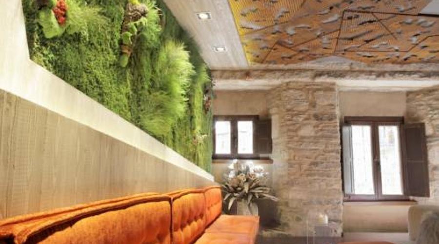 Rusticae Zamora Hotel Las Treixas con encanto Zona común