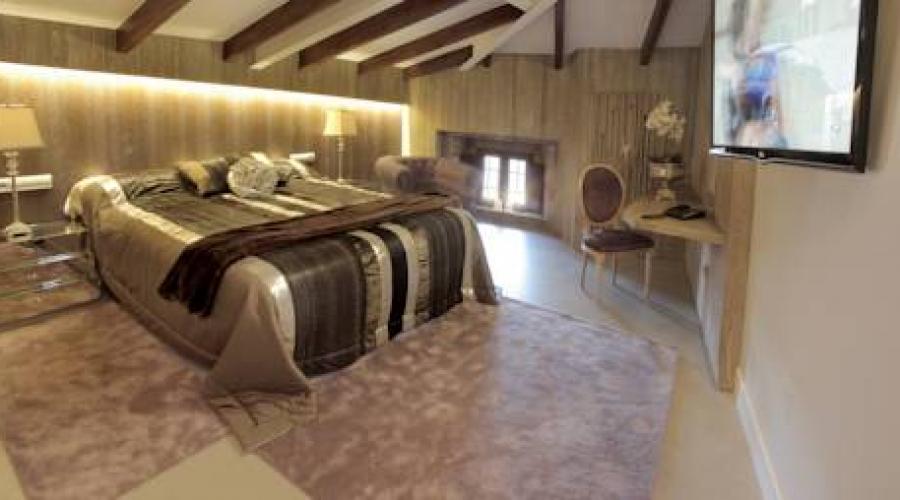 Hoteles Rusticae, Hoteles temporada de setas, Hoteles rurales