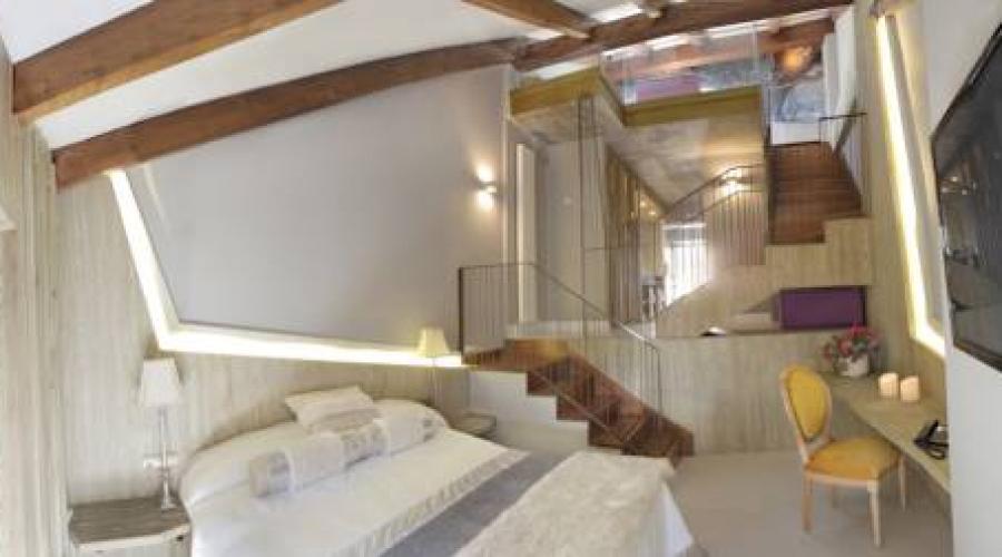 Rusticae Zamora Hotel Las Treixas con encanto Habitación