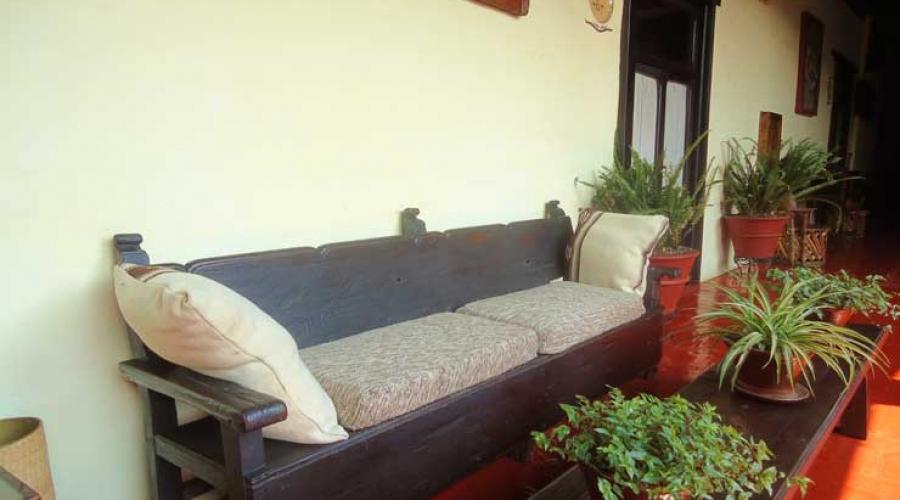 Hotel Mansión Iturbe