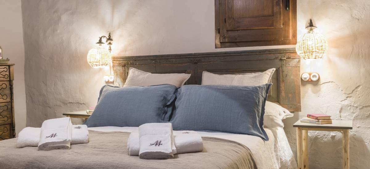 Mas El Mir Hotel Rusticae Habitación