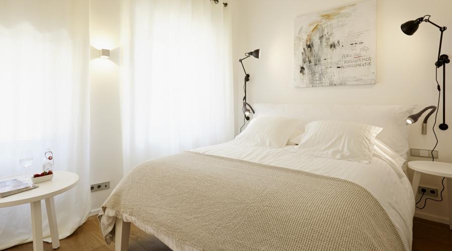 Rusticae Hotel Mas Lazuli Girona Gerona con encanto habitacion