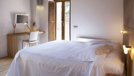 Rusticae Tarragona Hotel Mas Mariassa romantico Habitación