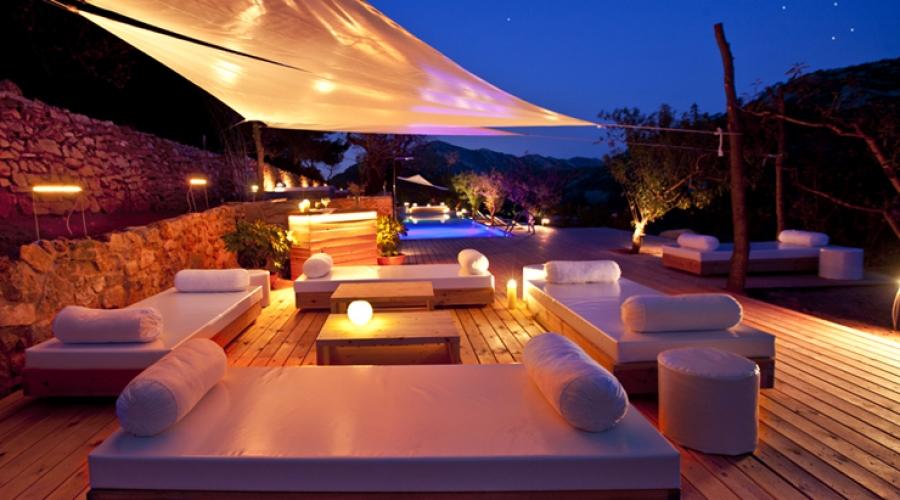 Rusticae Tarragona Hotel Mas Mariassa romantico Chill out