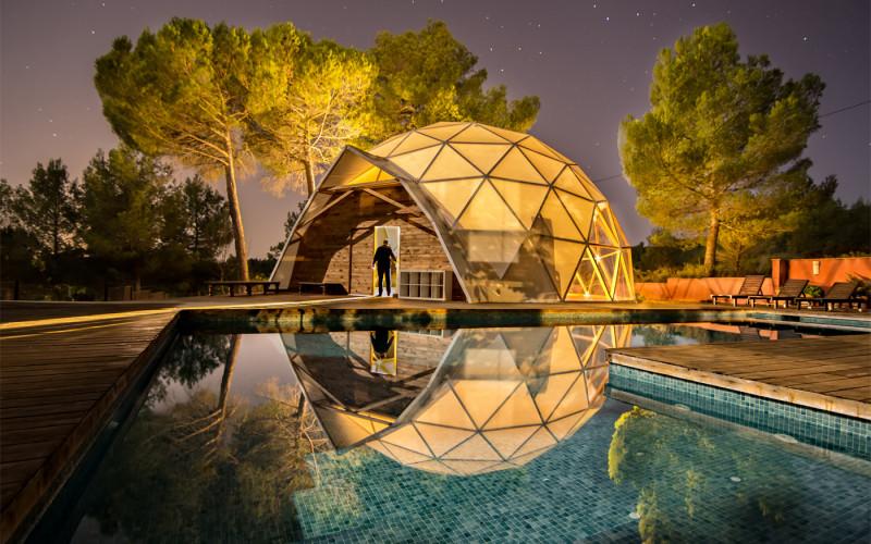 MasQi, The Energy House piscina Hotel Rusticae MasQi