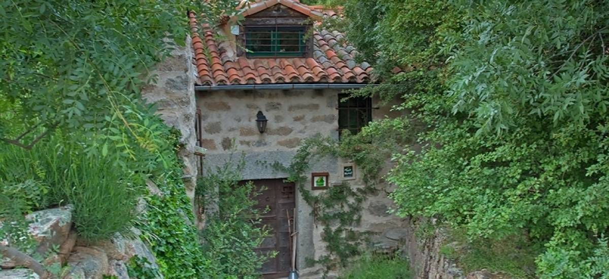 Rusticae Ávila Hotel con encanto Entrada