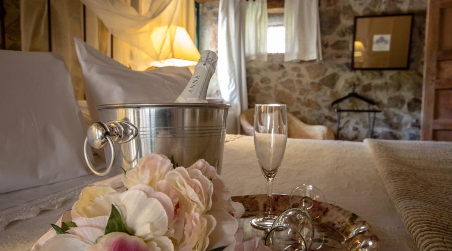 Rusticae Ávila Hotel con encanto Habitación