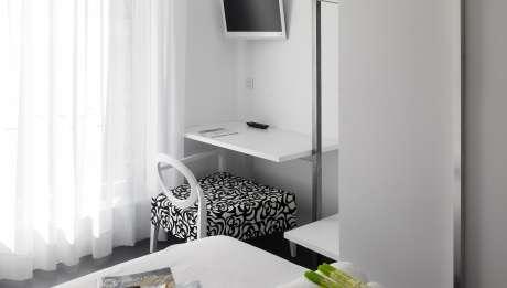 Rusticae A coruña Hotel Moure con encanto habitación