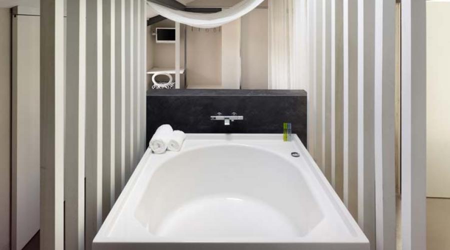 Rusticae A coruña Hotel con encanto Bañera
