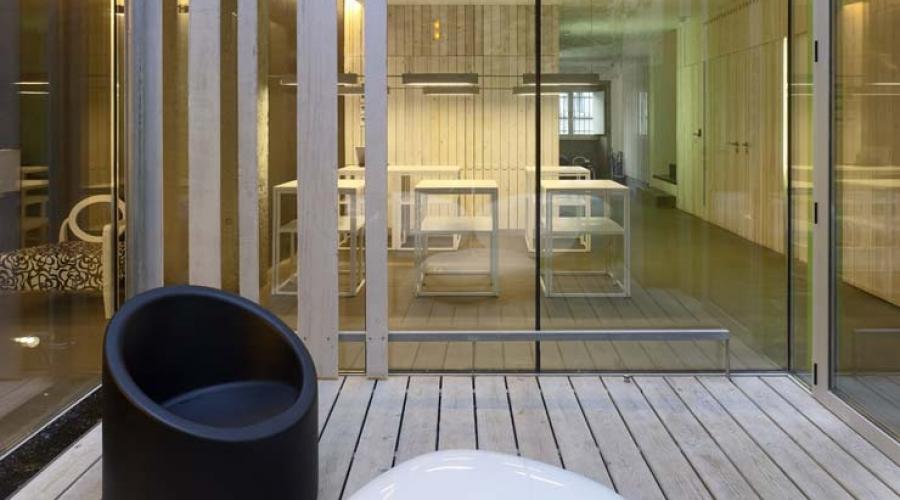Rusticae A coruña Hotel con encanto Zona común