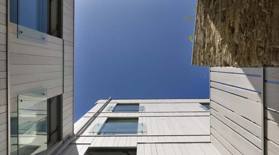 Rusticae A coruña Hotel con encanto Exterior