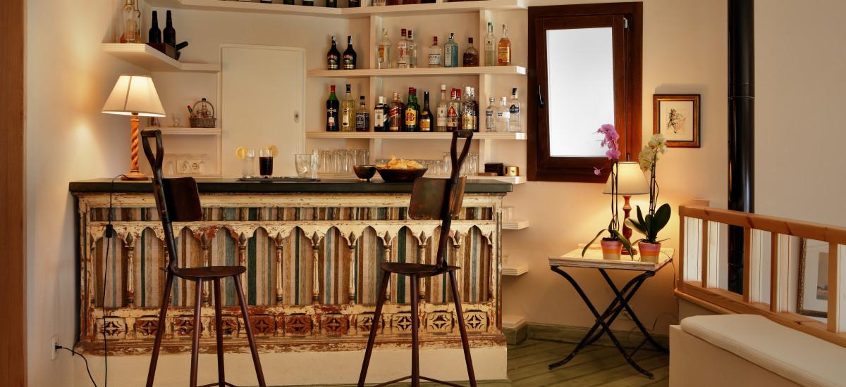Rusticae Ávila Hotel charming bar