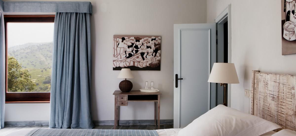 Rusticae Ávila Hotel charming room