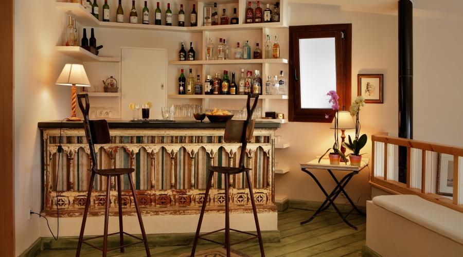 Rusticae Ávila Hotel con encanto Bar