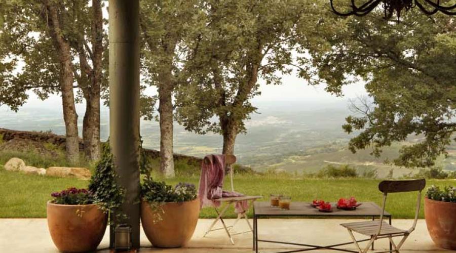 Rusticae Ávila Hotel con encanto exterior