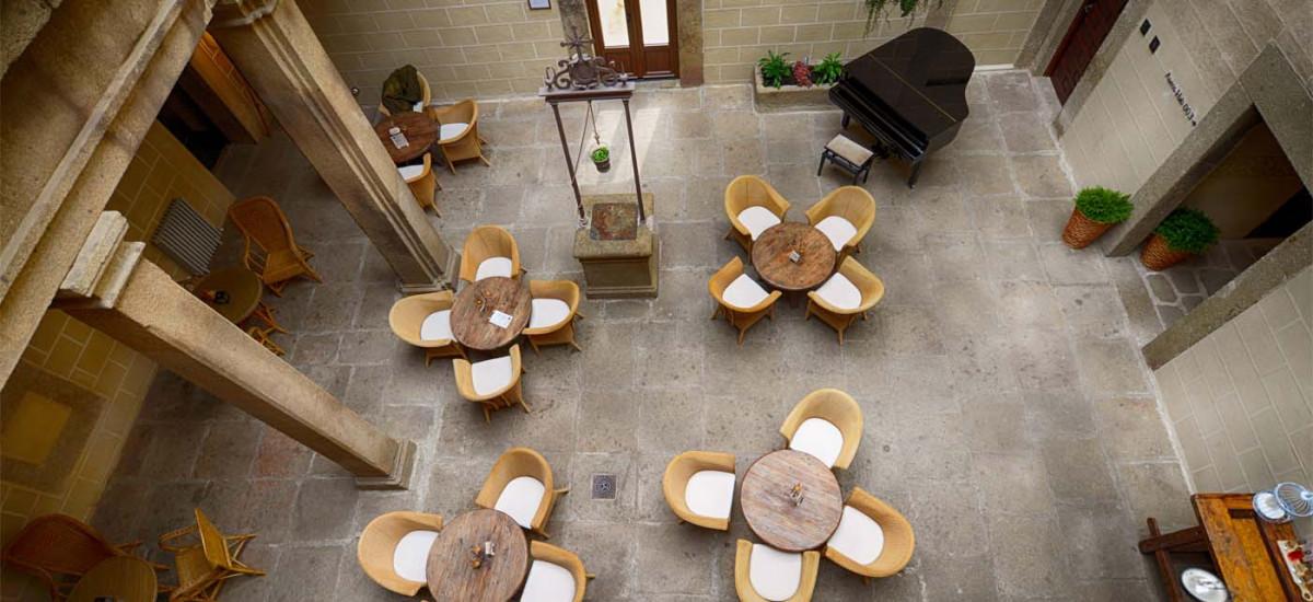 Rusticae Caceres charmingh Hotel Palacio Carvajal Giron