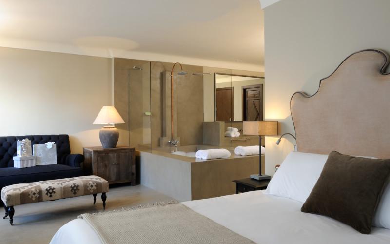Hotel Palacio Carvajal Girón habitacion