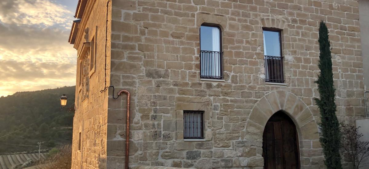 Casa de Alquiler Completo Palacio Condes de Cirac