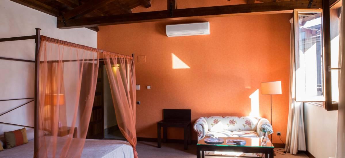 Rusticae Segovia Hotel Palacio S Facundo gastronomico habitacion