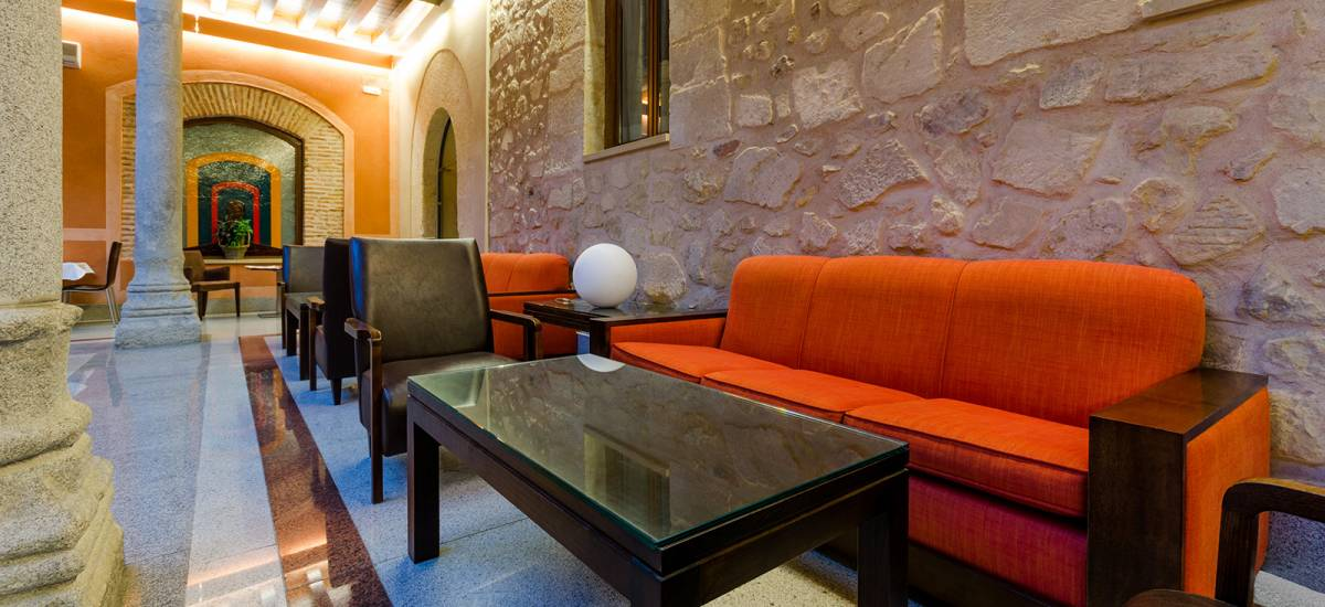 Rusticae Segovia Hotel Palacio S Facundo gastronómico Zona común