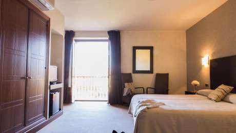 Rusticae Segovia Hotel Palacio S Facundo Taurino Habitación