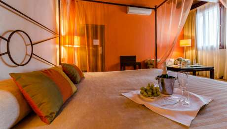 Rusticae Segovia Hotel Palacio S Facundo gastronómico Habitación