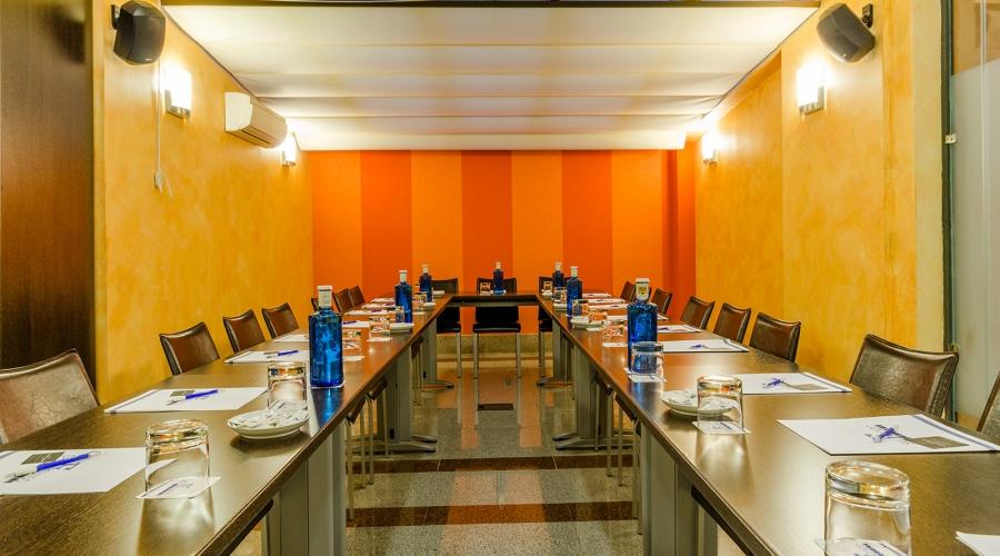 Rusticae Segovia Hotel Palacio S Facundo gastronómico Reuniones