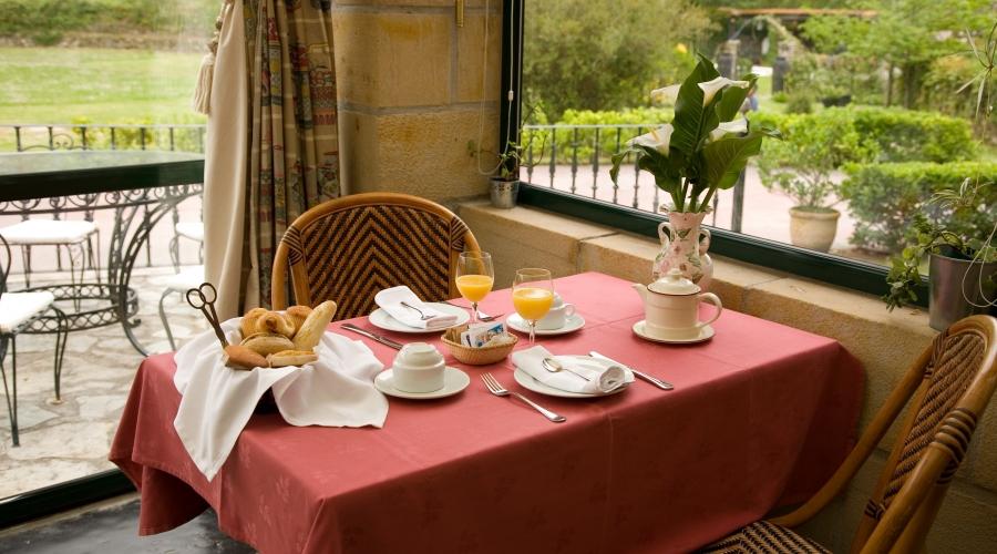Rusticae Cantabria Hotel Palacio Torre de Ruesga rural comedor