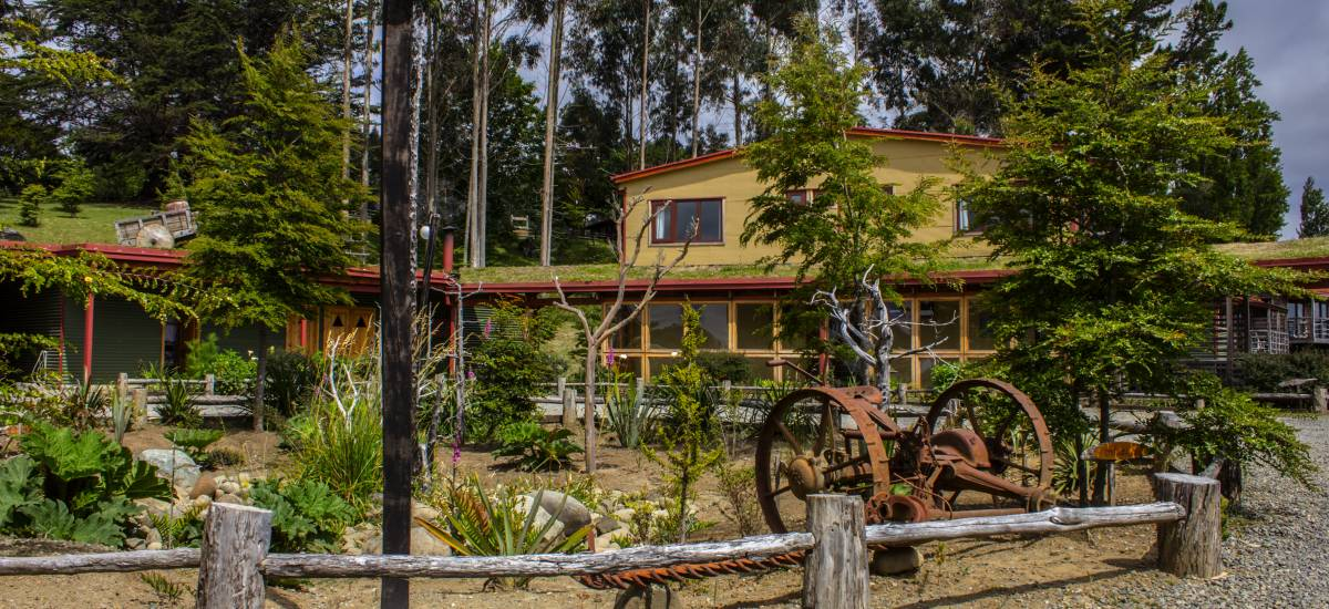 Hotel Parque Quilquico