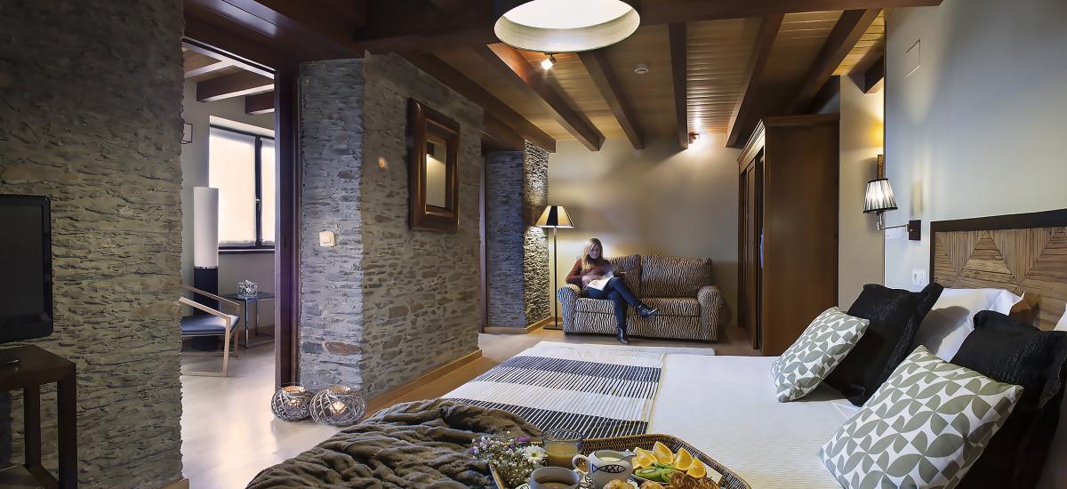 Hotel Pleamar en Asturias kingsize