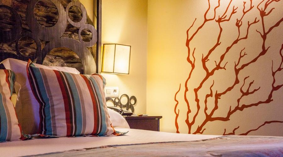 Rusticae Asturias Hotel Pleamar de playa Habitación