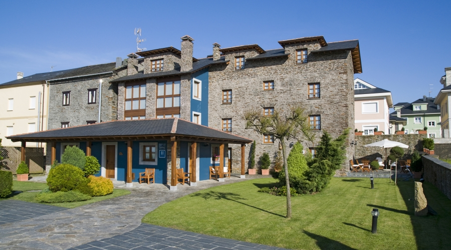 Rusticae Asturias Hotel Pleamar de playa Exterior