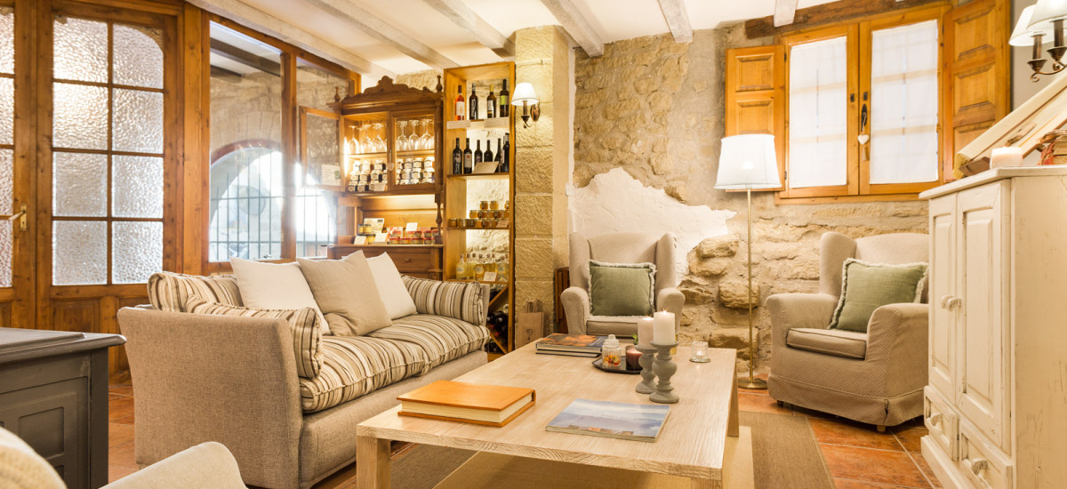 Rural House Full Rental La Posada de Uncastillo