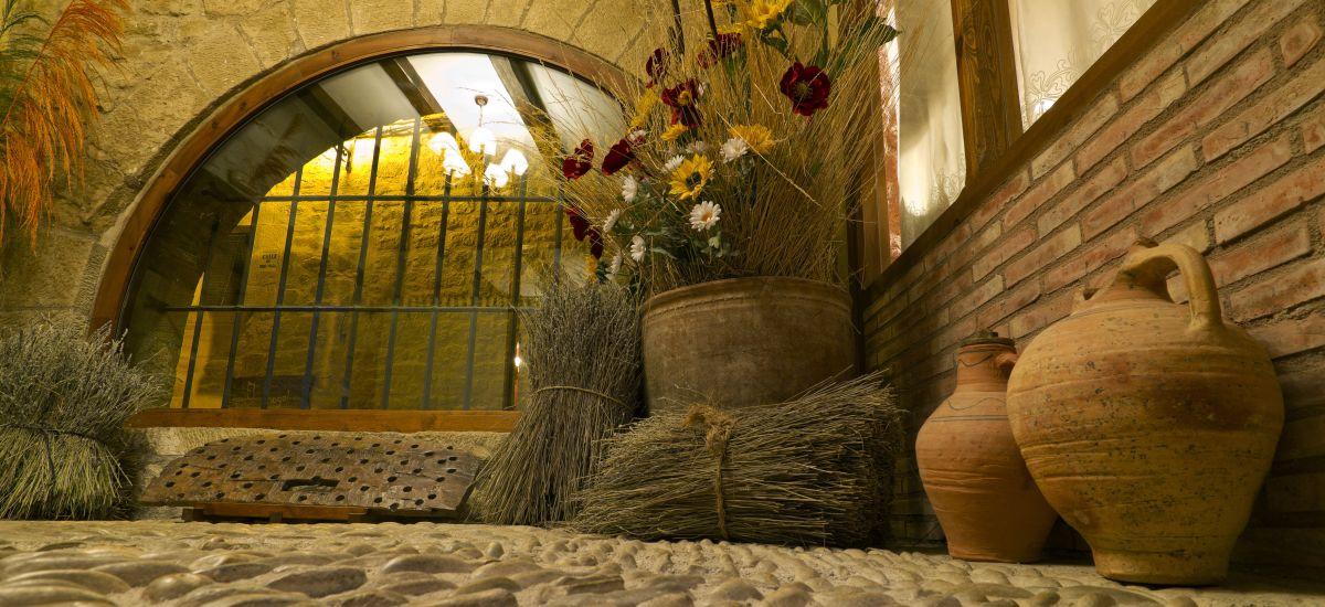 Hotel Posada La Pastora en Uncastillo