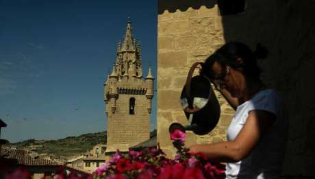 Rusticae Zaragoza Hotel Posada La Pastora románticos vistas