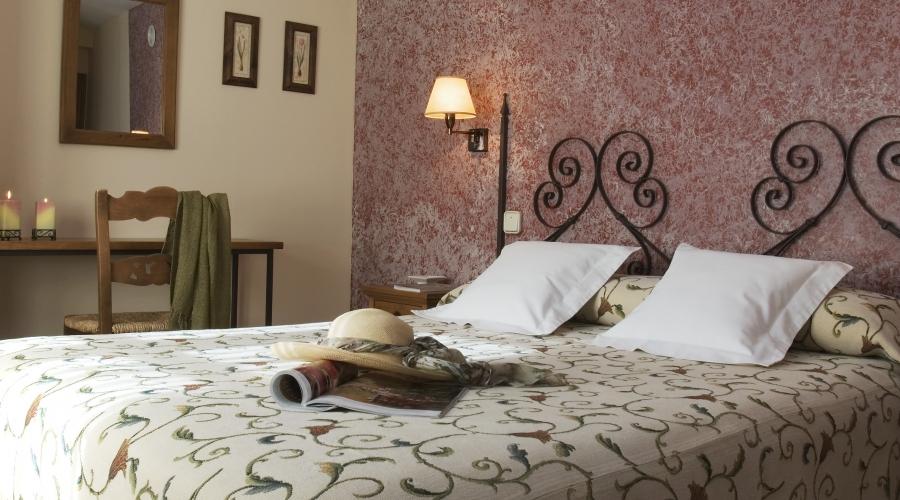 Rusticae Zaragoza Hotel Posada La Pastora habitación
