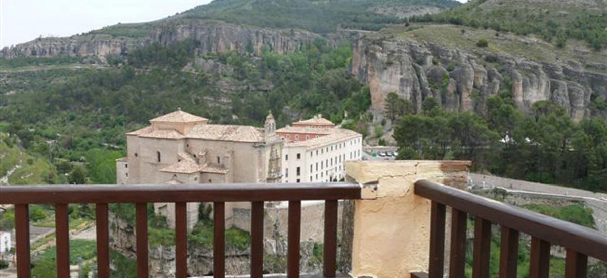 Rusticae Hotel Cuenca con encanto Vistas