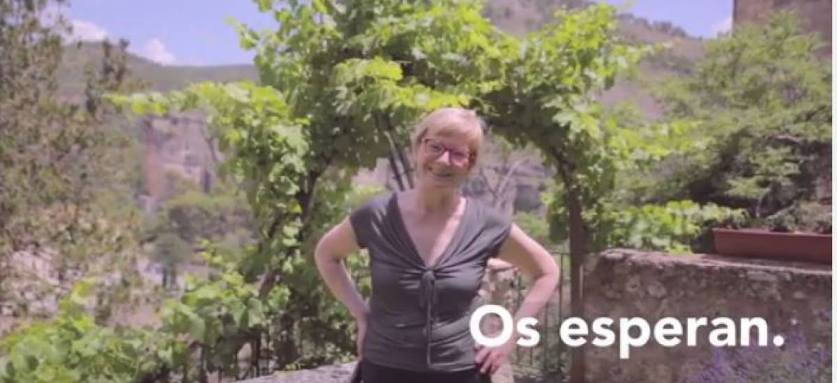 Hotel Posada de San Jose Cuenca Video Rusticae