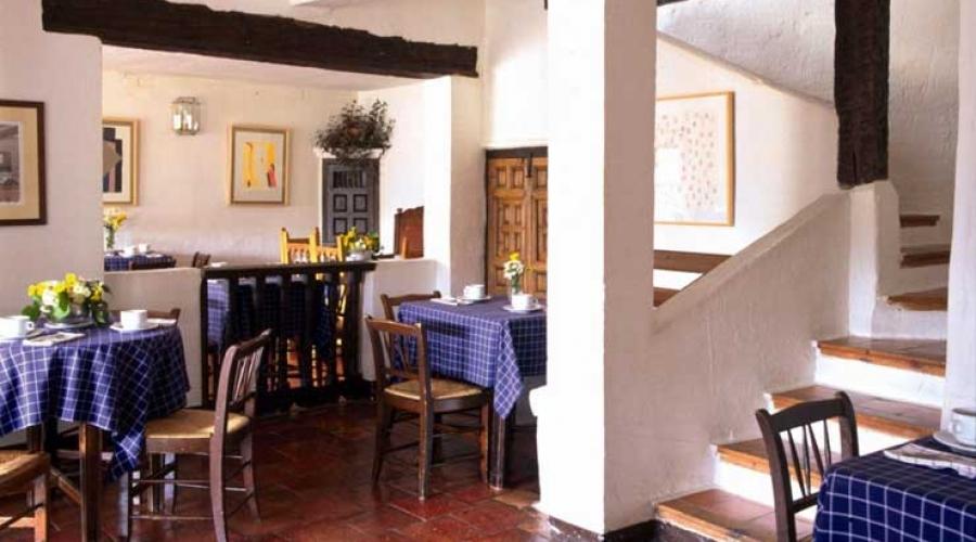 Rusticae Hotel Cuenca con encanto Comedor