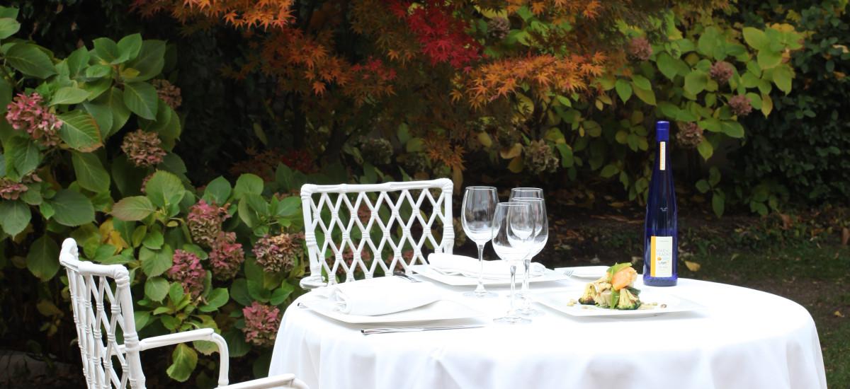 Rusticae Madrid Hotel Quinta de Cedros gastronomic dining room