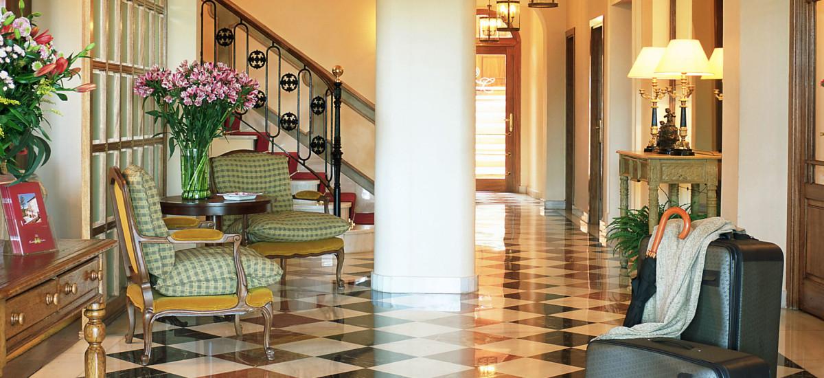 Rusticae Madrid Hotel Quinta de los Cedros gastronomic hall