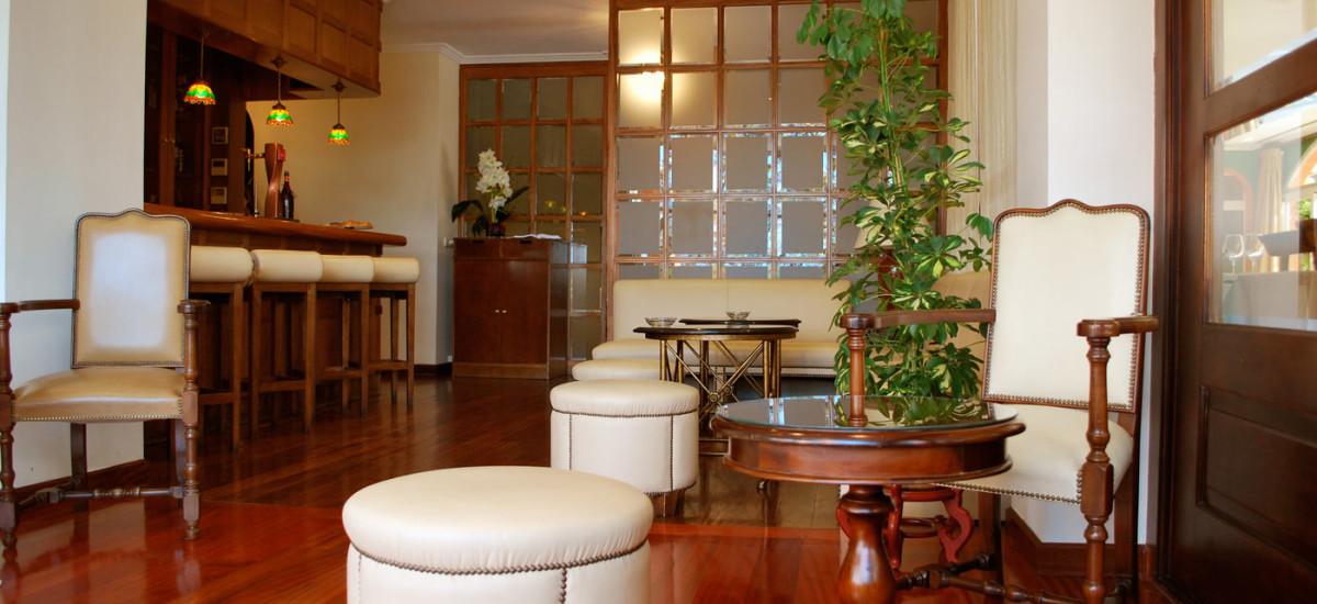 Rusticae Madrid Hotel Quinta de los Cedros gastronomic cafeteria